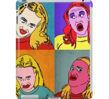 Miranda Sings Warhol iPad Case/Skin