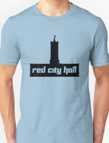 Red City Hall T-Shirt