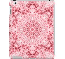 """Spirit of India: Fleur-SnowFlake"" in rose iPad Case/Skin"