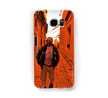 Troy- Red Blooded Male Samsung Galaxy Case/Skin
