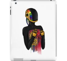 Daft punk iPad Case/Skin