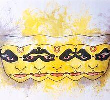 Damballah by Joseph Barbara