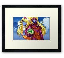 Interstella5555 Framed Print