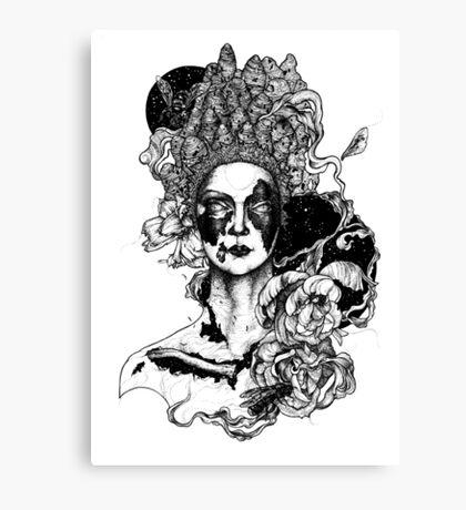 Wildhoney Canvas Print
