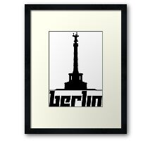 Berlin 4 Framed Print