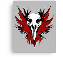 Infamous Second Son - Delsin Evil Karma  Canvas Print
