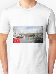 Girvan Harbour 02 T-Shirt