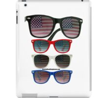 Patriot Shades iPad Case/Skin