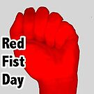 Red Fist Day by Andy Roberts