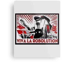 Borderland - Clap Trap Viva la Robolution Metal Print