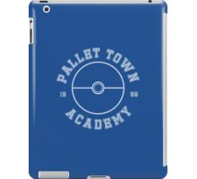 Pokemon - Pallet Town Academy iPad Case/Skin