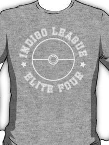 Pokemon - Indigo League Elite Four T-Shirt