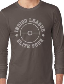 Pokemon - Indigo League Elite Four Long Sleeve T-Shirt