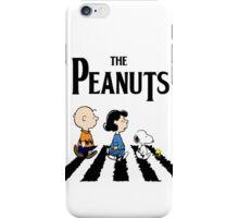 Peanuts Beatles iPhone Case/Skin