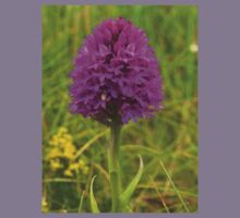 Pyramidal Orchid, Inishmore Kids Clothes