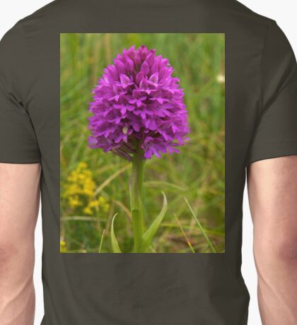 Pyramidal Orchid, Inishmore Unisex T-Shirt