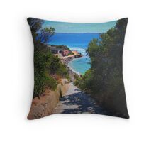 Point Nepean Fort, Victoria Throw Pillow