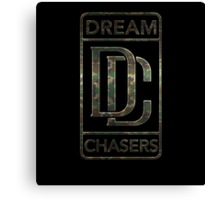 Dream Chasers CAMO Canvas Print