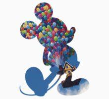 Up Mickey by taycobb