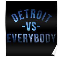 Detroit VS Everybody Nebula Poster
