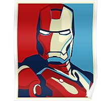 The Avengers - Vote for Iron Man (2) Poster
