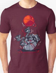 Cat-At Loves Yarn! Unisex T-Shirt