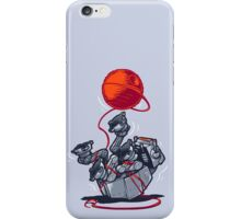 Cat-At Loves Yarn! iPhone Case/Skin