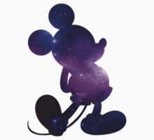 Galaxy Mickey by taycobb