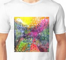 Indian Summer Graffiti Unisex T-Shirt