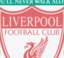 Liverpool F.C Logo Sticker