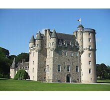 Castle Fraser Photographic Print