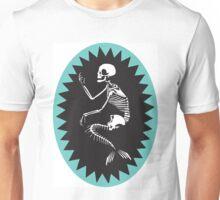 Mermaid Skeleton Unisex T-Shirt