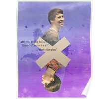 Dan & Phil - Best Friends Forever Print Poster