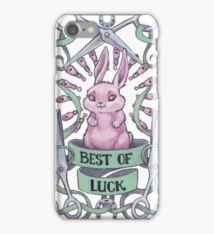 Best of Luck iPhone Case/Skin