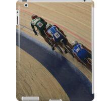 Cycling top view  iPad Case/Skin