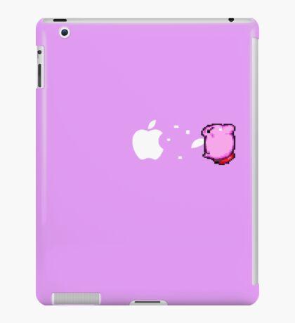 Kirby Apple iPad Case/Skin