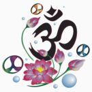 Namaste Lotus by Creative Captures