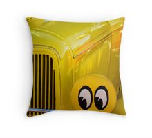 Classic Car Abstract Throw Pillow