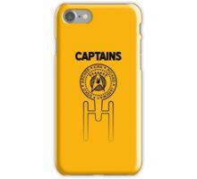 Captains iPhone Case/Skin