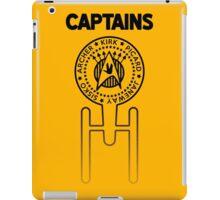 Captains iPad Case/Skin