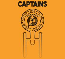 Captains by darqenator