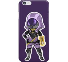 Mass Effect 3: Tali'Zorah nar Rayya Chibi  iPhone Case/Skin