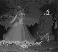 At the stroke of midnight .. ghosts by LoneAngel