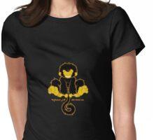 Manic Mongo 4 Womens Fitted T-Shirt