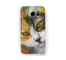 Cat Gracie Samsung Galaxy Case/Skin