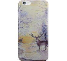 Dawn Forage iPhone Case/Skin