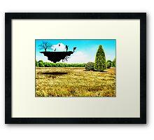 Fantaisie Framed Print