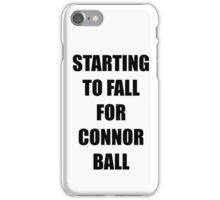 Startig To Fall for Connor Ball The Vamps iPhone Case/Skin
