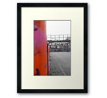 playground Framed Print