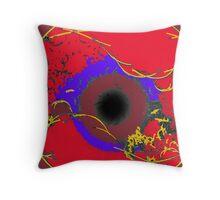 Chinese Vortex Throw Pillow